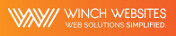 Webhosting sponsored by Winch Websites