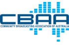 Logo for Community Broadcasting Assocoation of Australia