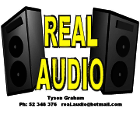 Real Audio logo